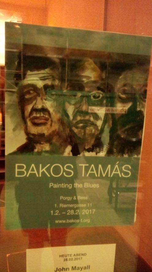 A kiállítás plakátja