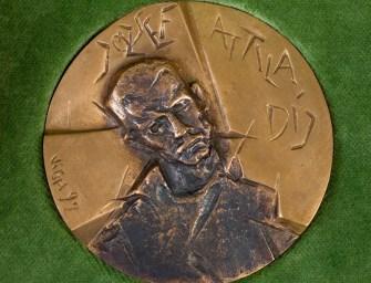 József Attila-díj 2017. A névsor