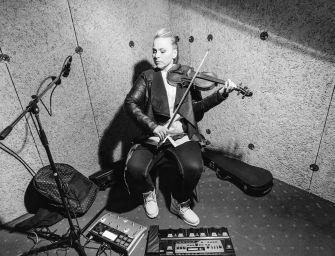 Szirtes Edina Mókus: Elcsodálkoznak, hogy jé, így is tud szólni a hegedű és a vers