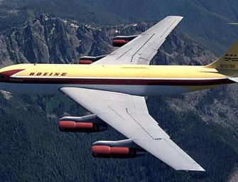 Kis híján megfagyott a Boeing 707-es alvázában menekülő férfi