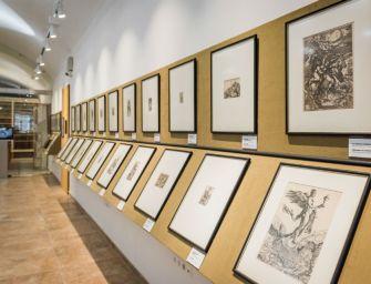 65 gyönyörű Dürer-metszet érkezett az eredeti nyomódúcokról