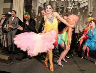 Provokatív lesz az idei AIDS elleni gála Bécsben