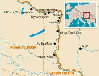 Páratlan kiterjedésű, Európát átszelő világörökségi helyszín lesz a Dunai limes