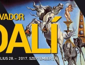 Salvador Dalí grafikái, kisplasztikái Szegeden