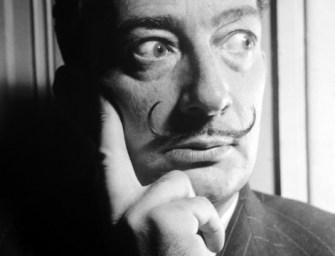 Salvador Dalí továbbra is a föld alatt marad