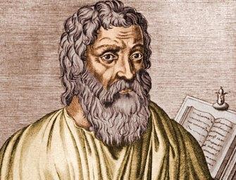 Régészeti szenzáció: egy Hippokratész által kiállított orvosi receptre bukkantak