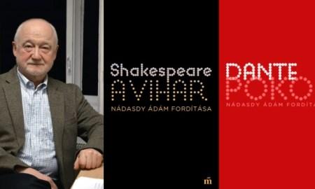 nádasdy zsebkönyv shakespeare dante
