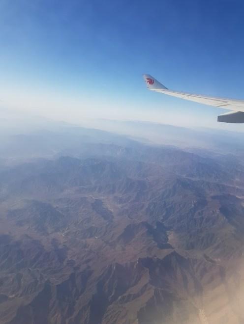 Elhagyjuk Pekinget – a hegyek után már csak a sivatag