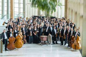 Nemzeti Filharmonikusok, fotó: Wágner Csapó József