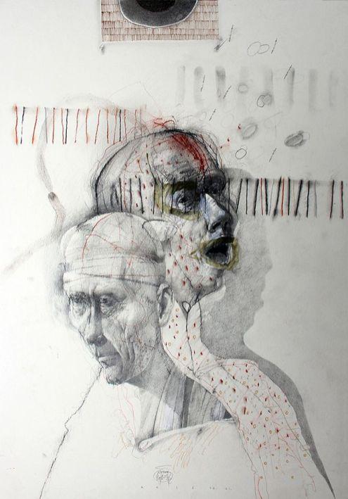 Nagy Gábor: Tiszagáti kettős portré