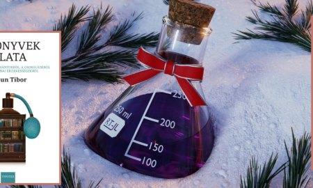 braun tibor a könyvek illata typotex kémia