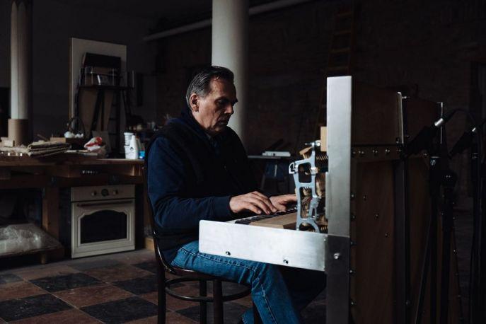 David Klavins c Abraham Engelmark