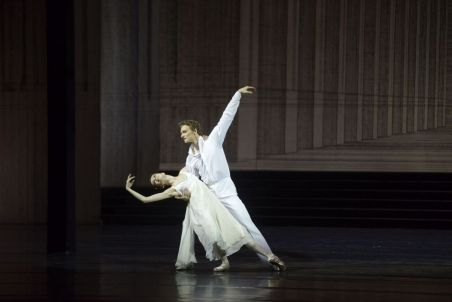 Mariinszkij: Hamupipoke Maria Shirinkina Alexander-Sergeev. Fotó:Valentin Baranovsky