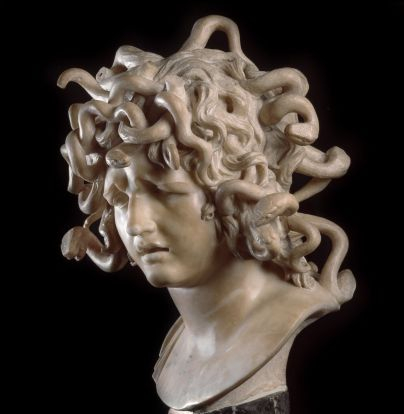 Bernini: Medúza