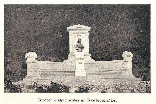 Erzsébet királyné, Kolozsvár