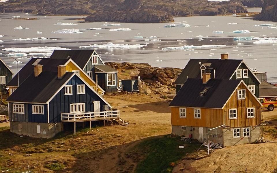 Július 27-én Grönland keleti felén elolvadt az összes jég