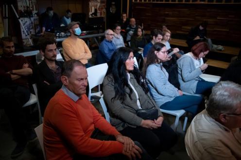 A közönség. FOTÓ: STEPMOTIONS