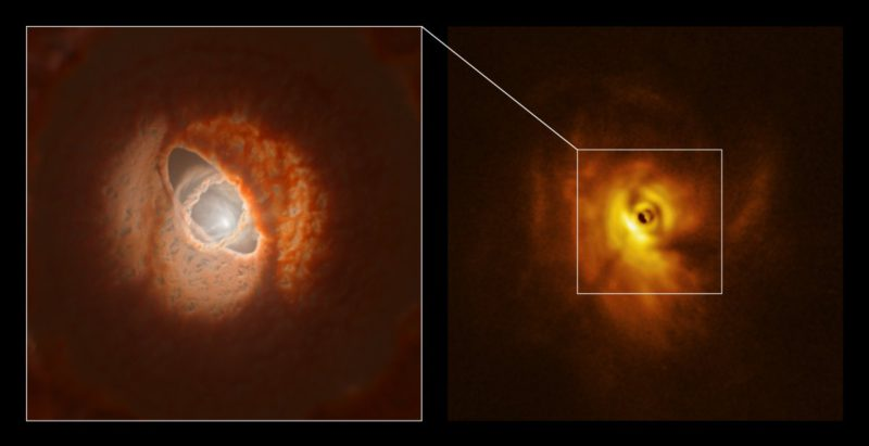 Felfedezték az első olyan bolygót, amely 3 csillag körül kering
