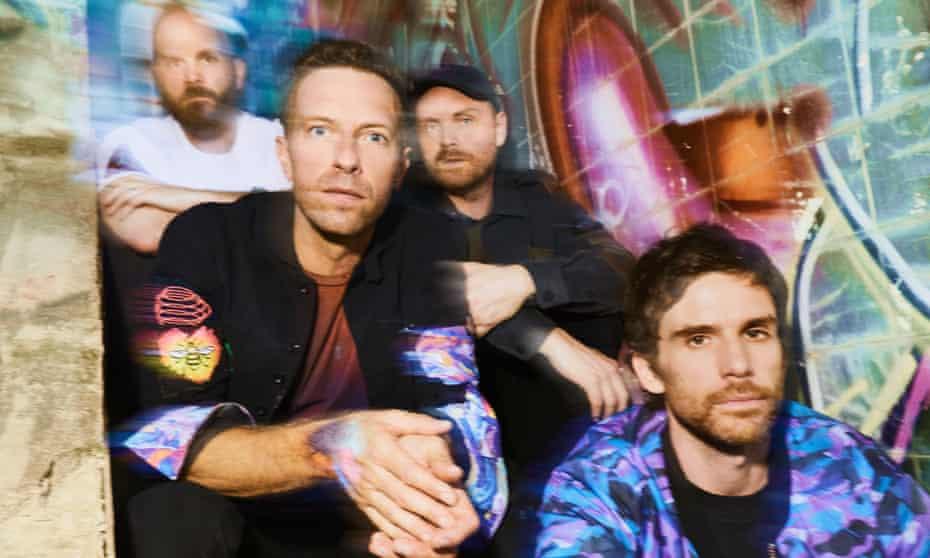 A Coldplay együttes 50%-ban karbonsemleges turnéra készül