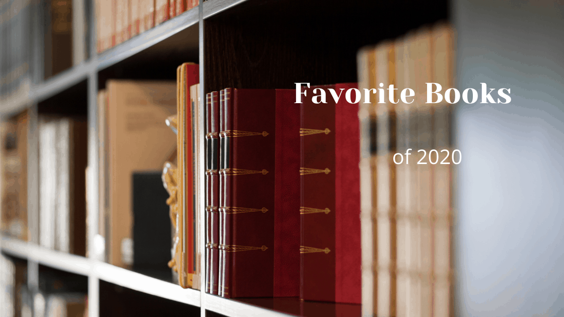 Favorite Books from 2020
