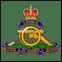 RCA Cap Badge