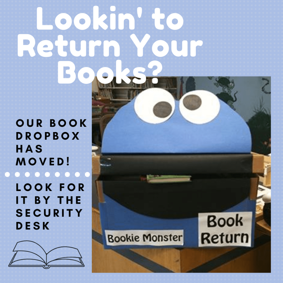 Looking to return your books?