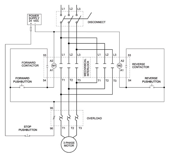 Motor Control Wiring Diagram Wiring Wiring Diagram And Schematics