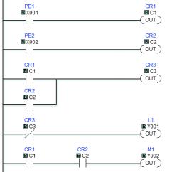 Led Light Bar Wiring Diagram With Relay 2007 Kawasaki Klr 650 Ladder Logic Tutorial Symbols Diagrams