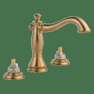 delta champagne bronze cassidy two