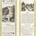 California Tourism And Promotional Literature Collection