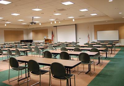 Jack  Florence Ferman Presentation Room  Oviatt Library