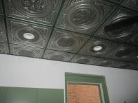 Faux Tin Ceiling Tiles Drop In | Tile Design Ideas