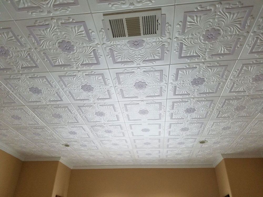 Ceiling Panels Decorative Tin