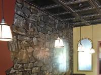 Parthenon  Faux Tin Ceiling Tiles  Drop In  24x24 ...