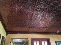 Dragonflies  Copper Ceiling Tile  24x24  #2489  DCT ...