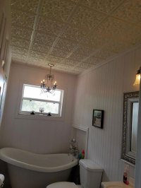 Bathroom Ceiling Tiles | Tile Design Ideas