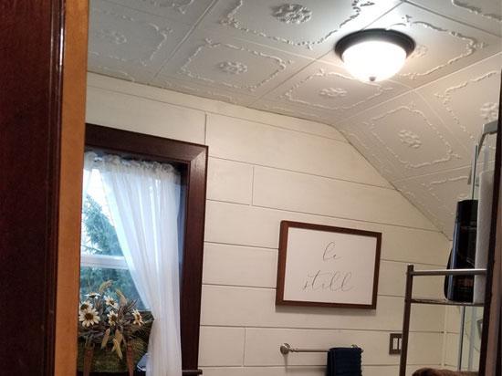 bathroom ceiling tile ideas photos