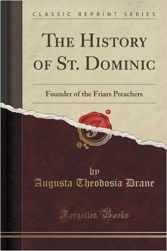 Book Cover: The History of St. Dominic