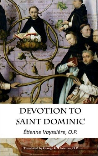 Book Cover: Devotion to Saint Dominic