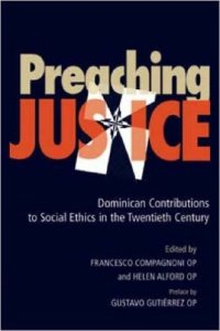 Book Cover: Preaching Justice