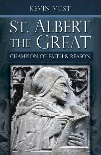 Book Cover: St. Albert the Great