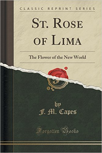 Book Cover: St. Rose of Lima