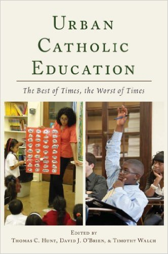 Book Cover: Urban Catholic Education (pt. 2)