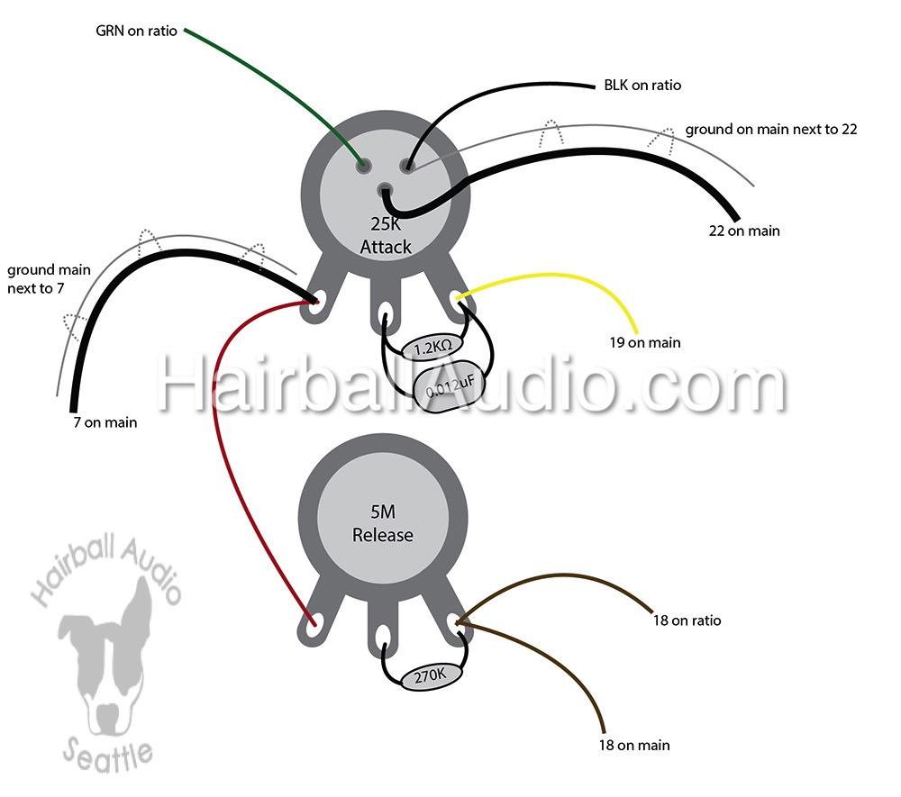 Potentiometer Connection Pot Schematicrev4
