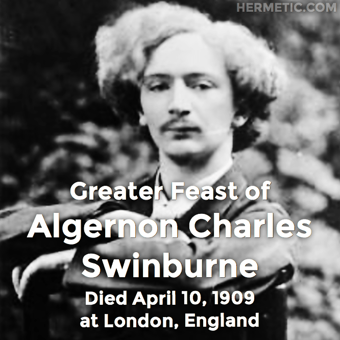 Algernon Charles Swinburne wiersze