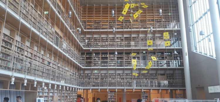 Ενώνουμε δυνάμεις και συμμετέχουμε στο πρόγραμμα της Εθνικής Βιβλιοθήκης της Ελλάδας.