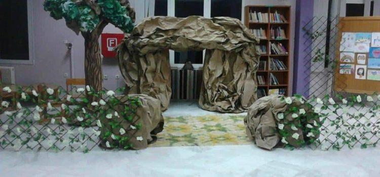 Με μία όμορφη θεατρική παράσταση στην Παιδική Βιβλιοθήκη του Αγίου Λουκά θα αποχαιρετήσουμε το καλοκαίρι και θα υποδεχθούμε το Φθινόπωρο.