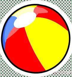 cartoon beach ball png clipart beach ball clip art [ 900 x 900 Pixel ]