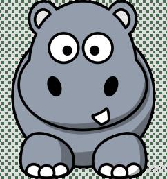 cartoon hippo clipart hippopotamus clip art [ 900 x 900 Pixel ]
