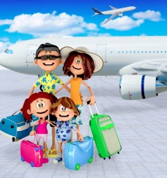 family vacation clipart vacation travel clip art [ 900 x 900 Pixel ]